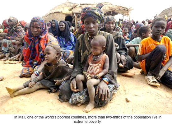 THE IOS MINARET AN ONLINE ISLAMIC MAGAZINE - Is somalia the poorest country in the world